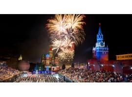 Поздравляем москвичей и гостей